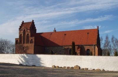 Havrebjerg Kirke. Foto: Bj�rn Andersen