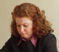 Mariana Semini. Photo: Bjoern Andersen, 2003